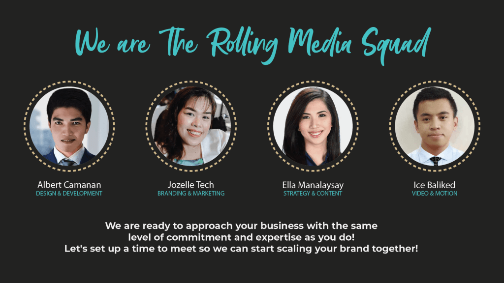 The Rolling Media Team
